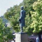 Statue of Josef Mánes