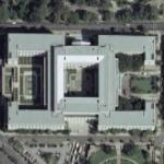 Rayburn House Office Building (Google Maps)