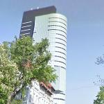 Bucharest Tower Center (StreetView)