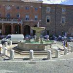 Monumental fountain - Matelica