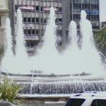 Plaza de Ayuntamiento Fountain