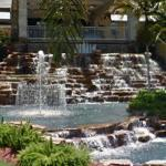 Marriott Fountain (StreetView)