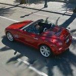 Chrysler Crossfire Convertible (StreetView)