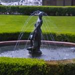 Fisher Boy Fountain