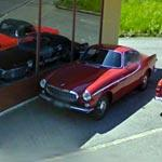 Volvo P1800, two times