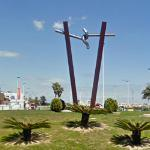 Contemporary Sculpture (StreetView)