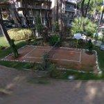 Tennis Match (StreetView)