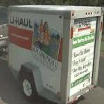 "U-Haul ""Hot Springs"""