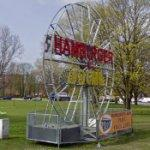 Advertisement for Hamburger Dom (18.04.2010) (StreetView)