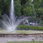 Chevy Chase Circle Fountain (StreetView)