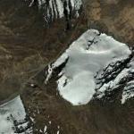 Chacaltaya glacier