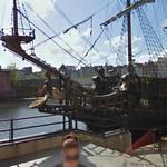 Galleon czarna perła (Black Pearl)