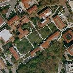 Emory University, Main Quadrangle (Google Maps)