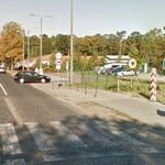 Polish-German border (StreetView)