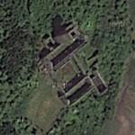 Canon Island Abbey ruin (Google Maps)