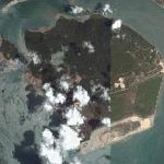 Pulau Tekong island (Google Maps)