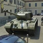 M26 Pershing tank (StreetView)