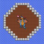Dragonlord (Dragon Quest) (Google Maps)