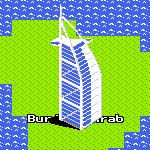 Burj Al Arab (Google Maps)