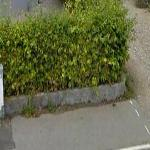 Crash Site in Roskilde (StreetView)