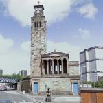 Caledonia Road Church by 'Greek' Thomson (StreetView)