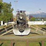 The Alaska Railroad #556