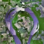 Kentucky Bend (Google Maps)