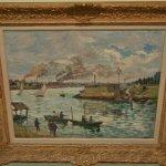 'River Scene' by Armand Guillaumin