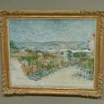'Montmartre: behind the Moulin de la Galette' by Vincent van Gogh