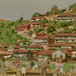 'Penha Hill, Santos' by Dario Villares Barbosa