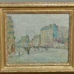 'Boulevard de Clichy' by Vincent van Gogh