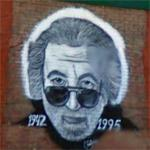 Jerry Garcia portrait (StreetView)