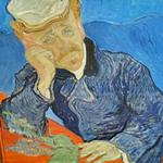 'Dr Paul Gachet' by Vincent van Gogh