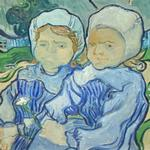'Two children' by Vincent Van Gogh