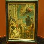 'The Miracles Of St. Francis Xavier, Modello' by Peter Paul Rubens