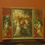 'The Triptych of St. Ildefonso' by Peter Paul Rubens (StreetView)