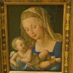 'Virgin And Child With A Pear' by Albrecht Dürer (StreetView)