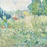 'Marguerite Gachet in the Garden' by Vincent van Gogh