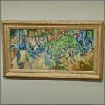 'Tree-Roots' by Vincent van Gogh