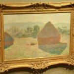 'Meules, Milieu Du Jour [Haystacks, Midday]' by Claude Monet