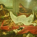 'Still Life With A Swan' by Frans Snyders