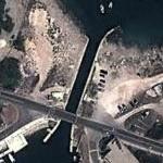 Mali Losinj canal (Google Maps)