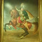 'Equestrian Portrait Of Prince Boris Yusupov' by Antoine-Jean Gros
