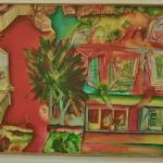 'Meghdoot' by Gulammohammed Sheikh