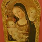 'Madonna and Child with Saint Catherine and Saint Christoph' by Matteo di Giovanni