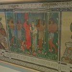 """An Allegorical Wedding"" by Ephraim Moses Lilien (StreetView)"