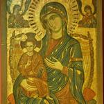 'Madonna And Child Enthroned' by Pisan (?), third quarter of the XIII century