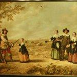 """Portrait of a Family in a Landscape"" by Jacob Gerrritsz & Albert Cuyp"