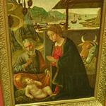 'The Nativity' by Sebastiano Mainardi or Bastiano (StreetView)