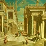 'Apparition of the Sibyl to emperor Augustus' by Bordone (StreetView)